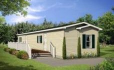 Smaller Single Section Homes, 640–1,000 sq. ft.,    From $52,000 to $67,000