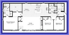 2864 241 242 1600 sq. ft.  $129,150 Virtual Tour