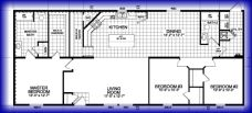 2868 205 206 1706 sq. ft. $ 131,190 Virtual Tour